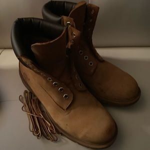Wheat Timberland Boots